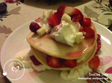 Ricetta dei pancake