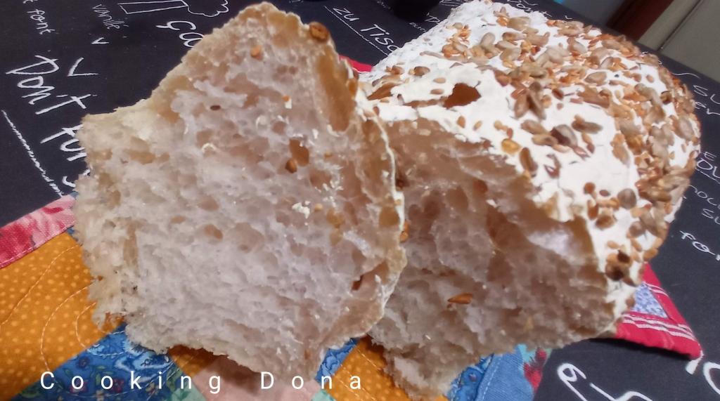 Pane pronto da mangiare!